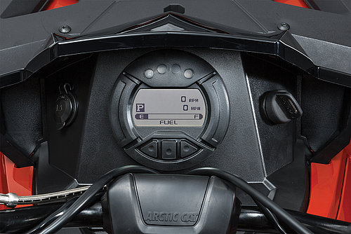 Digital Gauge XR 2015alterra